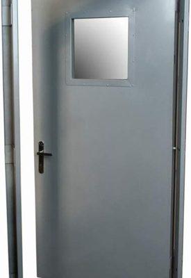 технические двери металлические вао